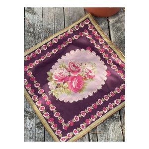 April Cornell for Danica Rose Floral Pillow Sham Cover NWT